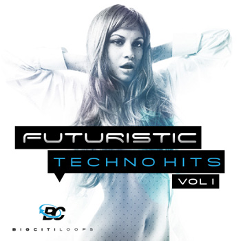 Сэмплы Big Citi Loops Futuristic Techno Hits Vol 1
