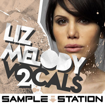 Сэмплы вокала - Sample Station Liz Melody Vocals 2