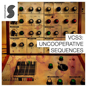 Сэмплы Samplephonics VCS3 Uncooperative Sequences