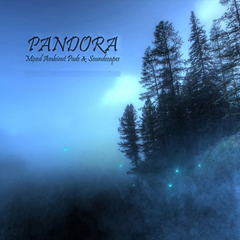 Сэмплы Bluezone Corporation Pandora Mixed Ambient Pads and Soundscapes