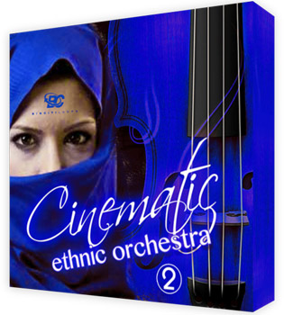 Сэмплы Big Citi Loops Cinematic Ethnic Orchestra 2