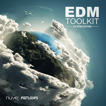 Сэмплы FatLoud EDM Toolkit