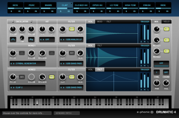 E-Phonic Drumatic 4 v1.0.1