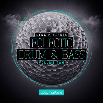 Сэмплы Loopmasters Lynx Eclectic Drum and Bass Vol 2