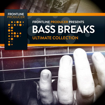 Сэмплы бас-гитары - Frontline Producer Bass Breaks Ultimate Collection
