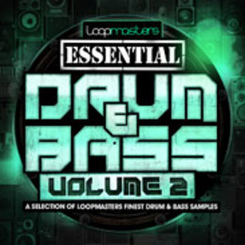 Сэмплы Loopmasters Presents Essentials 27 Drum And Bass Vol.2