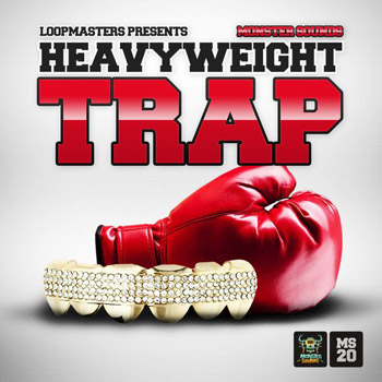 Сэмплы Monster Sounds Heavyweight Trap