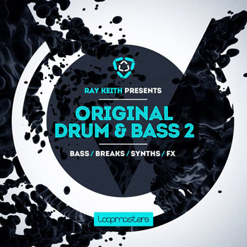 Сэмплы Loopmasters Ray Keith Presents Original Drum and Bass Vol.2