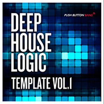 Проект Push Button Bang Deep House Logic Template Vol.1