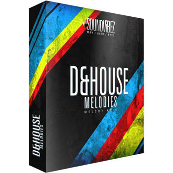 Сэмплы Sound Vibez D&House Melodies