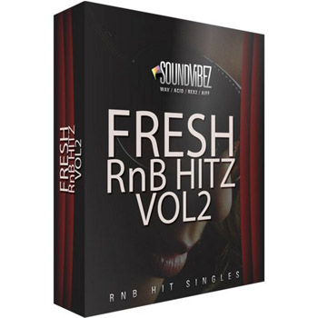Сэмплы Sound Vibez Fresh RnB Hitz Vol 2