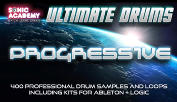 Сэмплы Sonic Academy Ultimate Drums Progressive