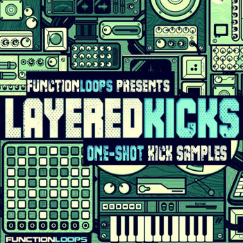 Сэмплы Function Loops Layered Kicks