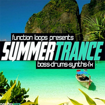 Сэмплы Function Loops Summer Trance
