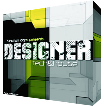 Сэмплы Function Loops Designer Tech House