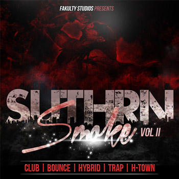 Сэмплы Fakulty Studios Suthrn Smoke Vol 2