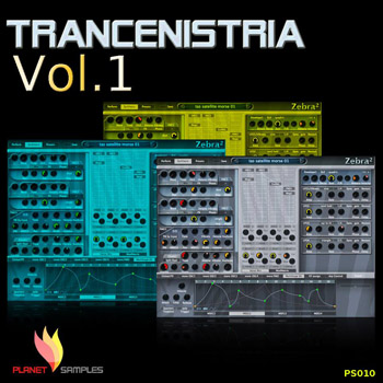 Пресеты Planet Samples Zebra Trancenistria Vol 1