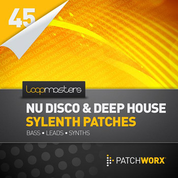 Пресеты Loopmasters Presents Nu Disco and Deep House Sylenth Presets
