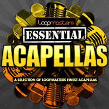 Сэмплы Loopmasters Presents Essentials 28 Acapellas