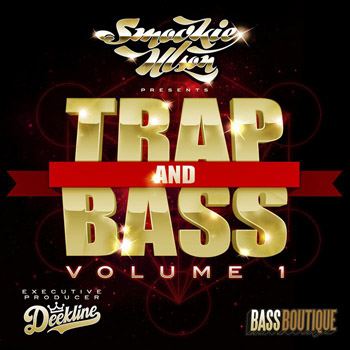 Сэмплы Bass Boutique Trap and Bass Volume 1