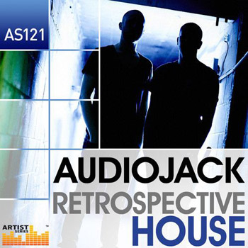 Сэмплы Loopmasters Audiojack Retrospective House