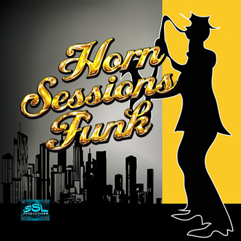 Сэмплы SSL Productions Horn Sessions Funk