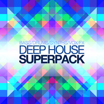 Сэмплы Premier Sound Bank Deep House Superpack