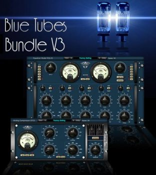 Nomad Factory Blue Tubes Pack v3.6