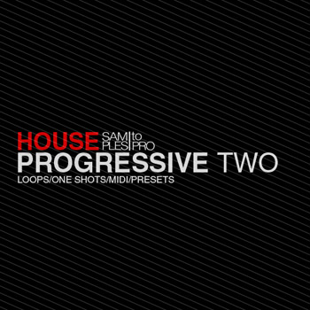 Сэмплы Samples To Pro Progressive House Two