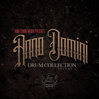 Сэмплы ударных - Anno Domini Beats Anno Domini Drum Collection 3