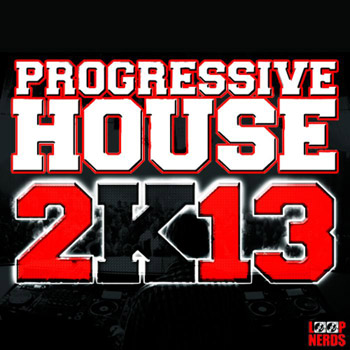 Сэмплы Loop Nerds Progressive House 2K13