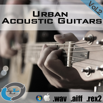 Сэмплы гитары - Loops Lab Urban Acoustic Guitar Vol 2