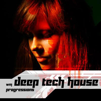 Сэмплы WM Entertainment Deep Tech House Progressions