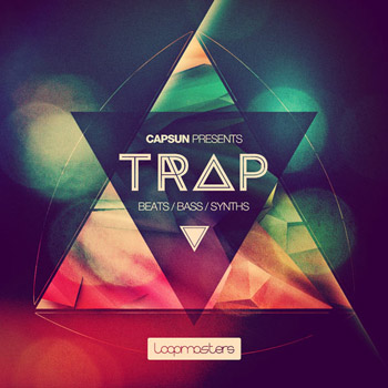 Сэмплы Loopmasters Capsun Presents Trap
