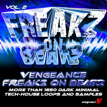 Сэмплы Vengeance Freakz On Beatz Vol.2