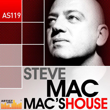 Сэмплы Loopmasters Steve Mac Macs House