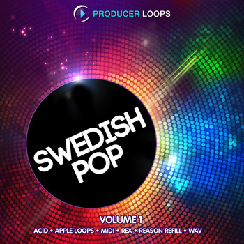 Сэмплы Producer Loops Swedish Pop Vol 1
