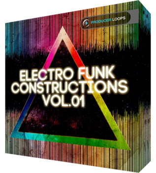 Сэмплы Producer Loops Electro Funk Constructions Vol 1