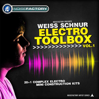 Сэмплы Noisefactory Weiss Schnur Electro Toolbox 1