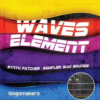 Пресеты Singomakers Waves Element Synth Patches