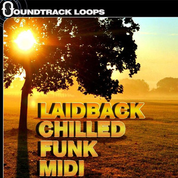 Сэмплы Soundtrack Loops LaidBack Chilled Funk