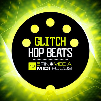 Сэмплы 5Pin Media MIDI Focus Glitch Hop Beats