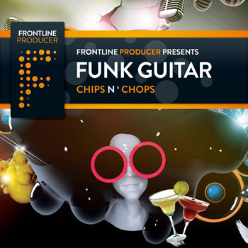 Сэмплы гитары - Frontline Producer Funk Guitar Chips and Chops