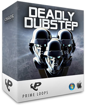 Сэмплы Prime Loops Deadly Dubstep