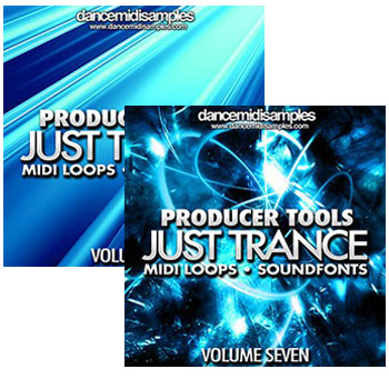 MIDI файлы - DMS Producer Tools Just Trance Vol 6-7