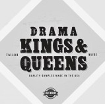 Сэмплы Crate Diggers Drama Kings and Queens