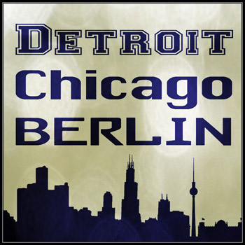 Сэмплы Deep Data Loops Detroit Chicago Berlin