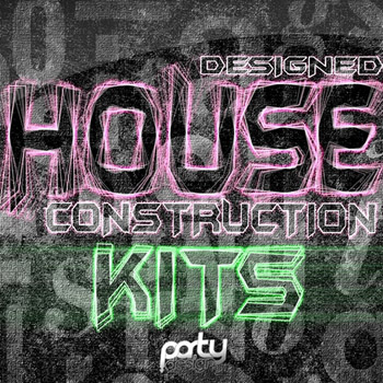 Сэмплы Party Design Designed House Construction Kits Vol.1-6
