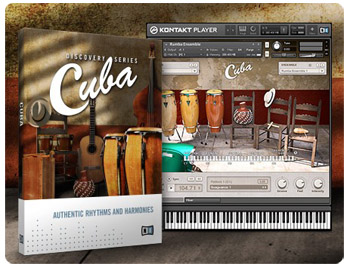 Библиотека сэмплов - Native Instruments Discovery Series Cuba (KONTAKT)