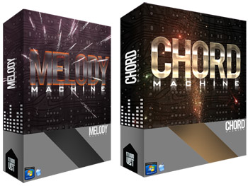 Studiolinkedvst Urban Music Theory Collection Chord Machine and Melody Machine (KONTAKT)